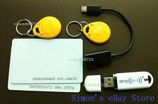 Micro 125KHz mini RFID Reader USB Interface Support Ipad/Android/Windows SS-TECH