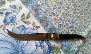French vintage Laguiole cheese knife