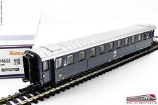 ROCO 74602 - H0 1:87 - Carrozza FS Bz tipo 1921 di 2 cl. Grigio Ardesia Ep. IV