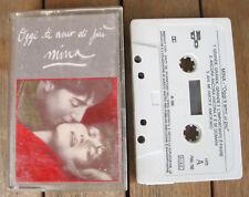 MINA Oggi ti amo di più (1988)  MC TAPE ORIGINALE PDU – PMA 760