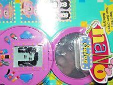Vintage~1990s~1997~1998~Playmates~Nano~Beauty~Salon~Virtual~Pet~gigi~case~fresh!