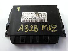 MERCEDES BENZ ML CLASS W163 PTS PARKTRONIC CONTROL UNIT # A 163 545 74 32 OEM