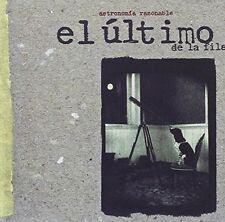 El Ultimo De La Fila - Astronomia Razonable [New CD]