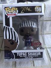 funko pop vinyl Tupac Shakur 159 Rapper Singer Music Figure