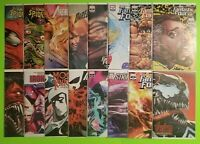 Marvel Immortal Wraparound Variant 16 Comic Set