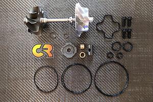 Ford 7.3L 360 Rebuild Kit & Upgrade Billet Compressor Wheel 1994-1997 TP38