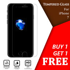Tempered Glass Screen Protector For Apple iPhone 7 - 100% Genuine
