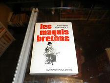 Les Maquis Bretons, Christian Durandet