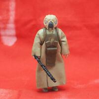 Vintage Star Wars 4-LOM Zuckuss Action Figure w/ Weapon