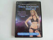Dance Cardio Workout II - The Tracy Anderson Method - Exc Cond - FREE P&P