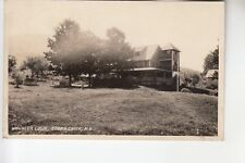 Real Photo Postcard Wawbeek Lodge Stony Creek NY