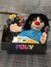 The Big Comfy Couch Molly Plush Doll In Original Box 1995 Commonwealth Rare!!!!!