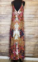 Free People Intimately Womens Wildflower Printed Slip Dress Size Small