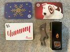 Target Gift Cards $25 & $10, Chick-fil-A Card $5, Gerber Shard Keychain Tool For Sale