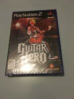 ❤️ Playstation 2 Ps2 Neuf Sous Blister Pal Fr Guitar Hero