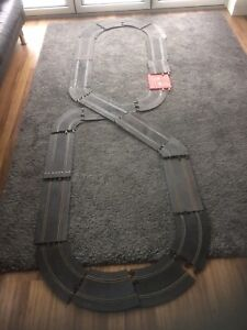 vintage scalextric classic track, With Transformer& Controllers