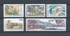 FRANCE - 1987 YT 2462 à 2466 - TIMBRES NEUFS** LUXE