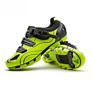 Herren Fahrradschuhe Außen Sport Mountainbike Turnschuhe Rennen Shoe