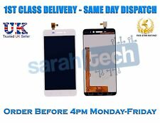 Lenovo S60-t/w LCD Display Touch Screen Digitizer Assembly Replacement White