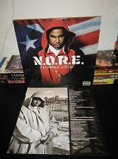 """N.O.R.E. """" y la familia...ya tu sabe """" 2 12"""" vinyl lp (unplayed)"""