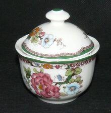 Eschenbach Ceranova Form 200 asiatische Blüte Stempel grün Zuckerdose klein 0,1l
