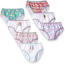 Dreamworks Trolls 7 Pack Girls Panties Underwear Size 4