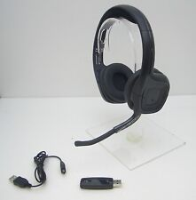 Plantronics GameCom 818 Wireless Stereo Gaming Leatherette Ear Cushion Headset