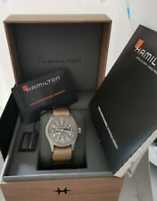 Hamilton Khaki Field manual winding H69439901 en watch New/ box&tag & papers