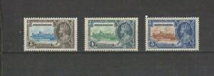 British Colonial 1935 Silver Jubilee British Honduras mint, NH Fine