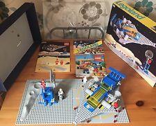 LEGO Spazio Cruiser e base lunare 928 487 CLASSIC VINTAGE LEGO mancanti 3 mattoni