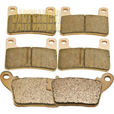 Sintered Brake Pads For Honda CBR 600 RR (2007-2016) CBR 1000 RR/RA (2006-2016)