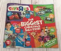 TRU Toys R Us Christmas Sale AD Toy Book Booklet Catalog Holiday 2011