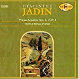 Jadin: Piano Sonatas No. 1, 2 & 3