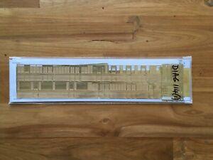 Etched brass LNER Gresley Teak Coach Components 00/EM/P4 MJT/Mousa/Bill Bedford