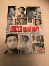 Grey's Anatomy - Series 2 - Complete (DVD, 2007, 6-Disc Set) Patrick Dempsey, Ka