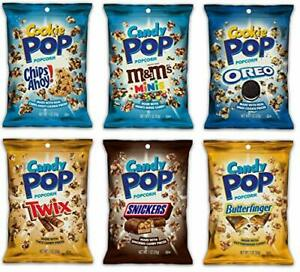 Candy Pop 1 Oz Ultimate Variety Pack | Butterfinger, Chips Ahoy, M&M's, Oreo, Sn