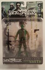 The Matrix CLEAR AGENT SMITH Action Figure ~N2 Toys~Warner Bros~1999