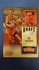 2016-17 Contenders Draft Stephen Curry Draft Ticket Parallel /99