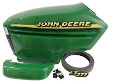 John Deere LX277 complete hood with serial # above 060001