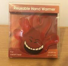 Reusable Hand Warmers Heat Gel Pad Pocket Warm Heat Pad Winter Little Hand Shape