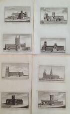 8 Cathedrals England Wales 1786