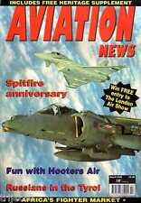 Aviation News 2006 March Piper PA25 Pawnee,Hooters Air,Cessna 208,Avro Lincoln