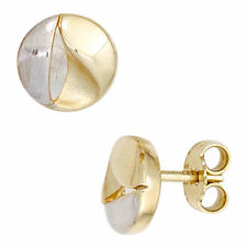 Mode-Ohrschmuck im Ohrstecker-Stil aus Gelbgold ohne Stein