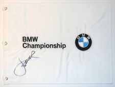 JORDAN SPIETH Signed - BMW CHAMPIONSHIP - Golf Flag