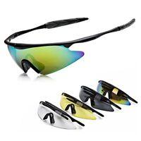 Outdoor Sports MTB Bicycle Bike Cycling Driving UV400 Eyewear Sunglasses Glasses