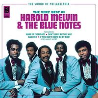HAROLD And THE BLUE NOTE MELVIN - Harold Melvin And The Blue Notes [CD]