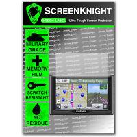 ScreenKnight Garmin Nuvi 57LM SCREEN PROTECTOR invisible military shield