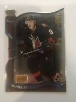 2001-02 (COYOTES) Crown Royale Premiere Date #110 Daniel Briere /60