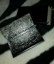 SET OF 12 METAL BUSINESS CARD HOLDER/ ID CASE