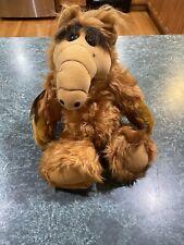 Vintage 1986 Coleco Alf Alien Productions 18� Plush Doll w/ Original Tag.! New